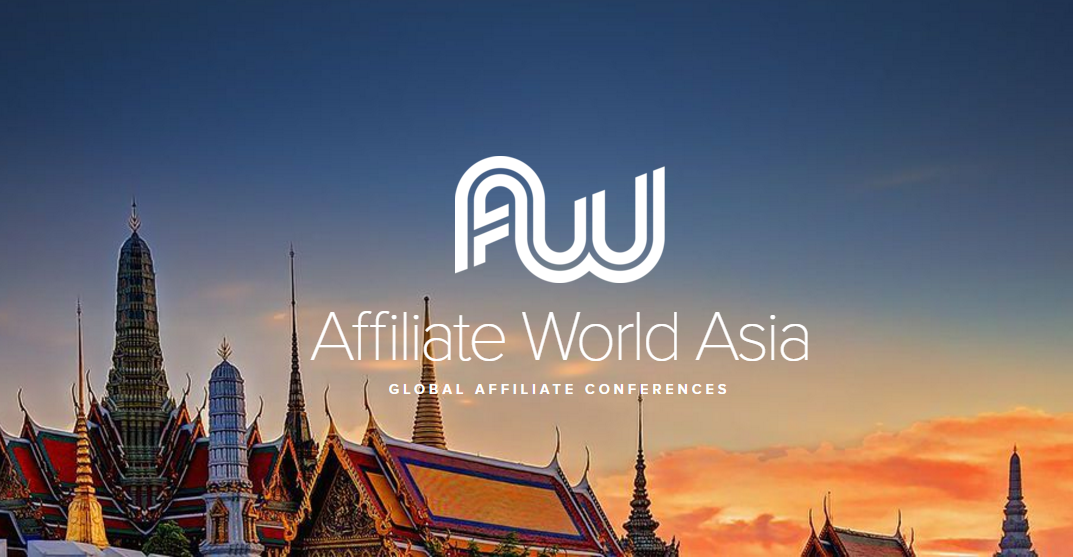 Meet us at Affiliate World Asia!