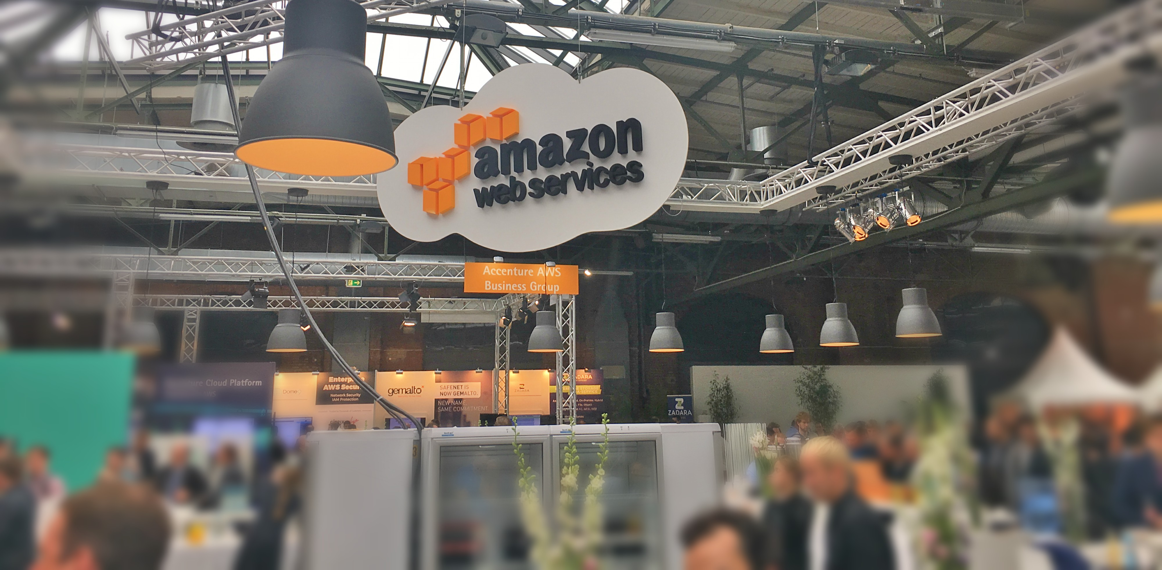 Recap of the AWS summit in Berlin