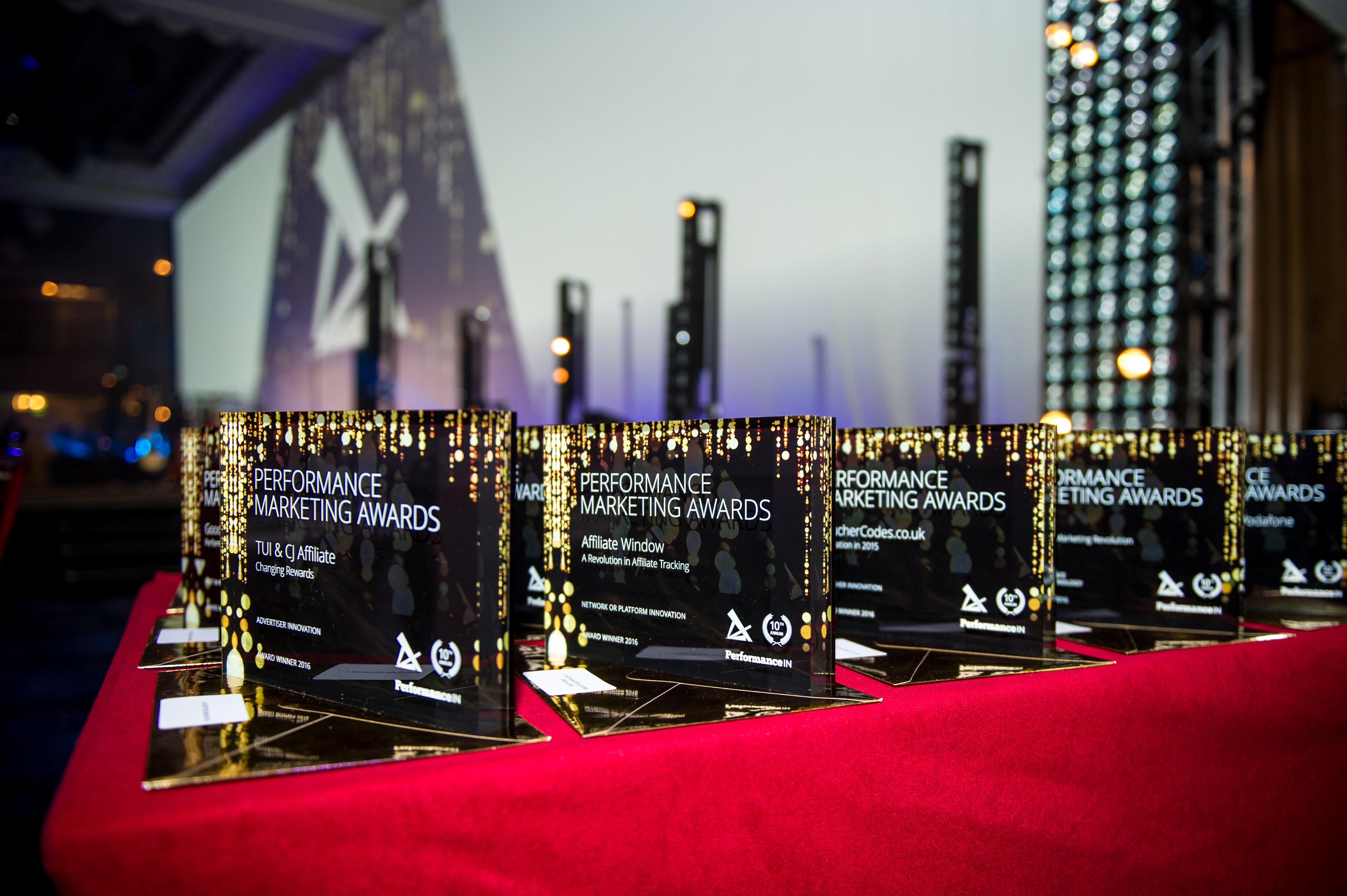 European Performance Marketing Awards 2016 – shortlist.