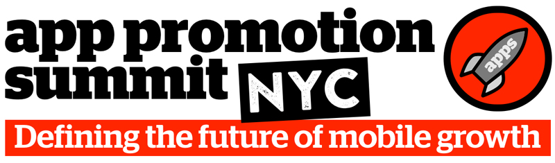 App Promotion Summit New York 2017 Logo
