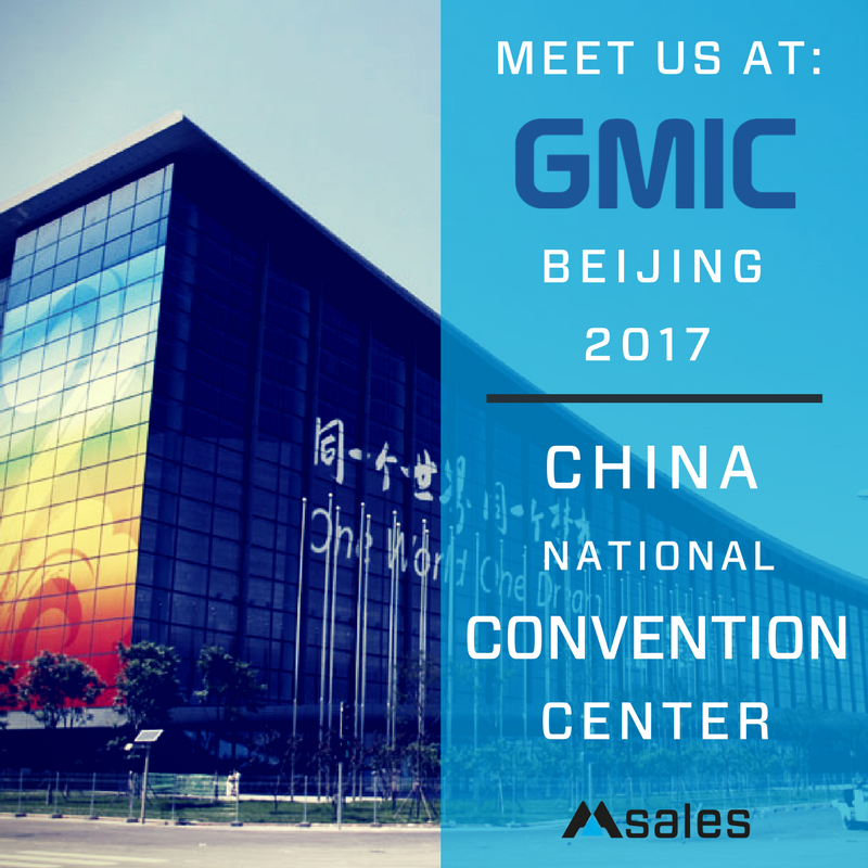 gmic beijing, china, user acquisition