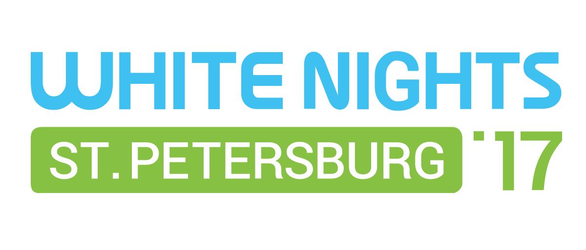 White Nights St. Petersburg 2017 Logo