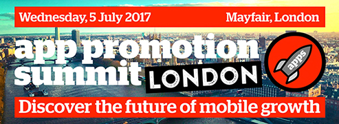 App Promotion Summit London 2017 Logo